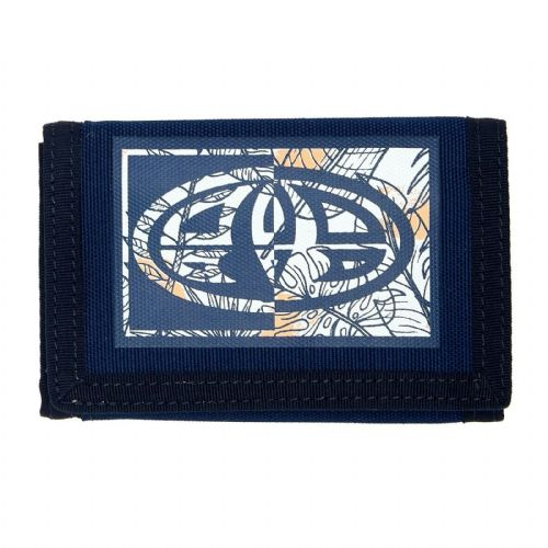 ANIMAL MENS WALLET.NEW TONGA BLUE TRIFOLD MONEY NOTE CREDIT CARD COIN PURSE S20
